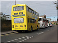 TR0160 : Rail replacement buses at Faversham by Stephen Craven