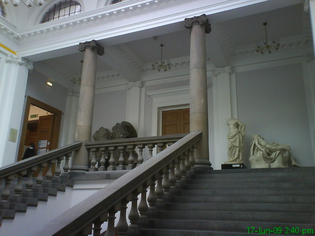 Stairs Edinburgh College Of Art C Alisdair Mclean Cc By Sa 2 0 Geograph Britain And Ireland