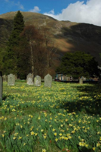 Patterdale Churchyard
