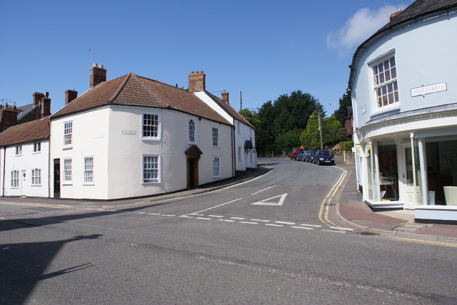 New Road, Ilminster