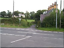 J3633 : The mouth of the Churchill Road seen across the A50 by Eric Jones