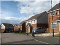 NT3565 : D'Arcy Terrace near Mayfield in Midlothian by James Denham