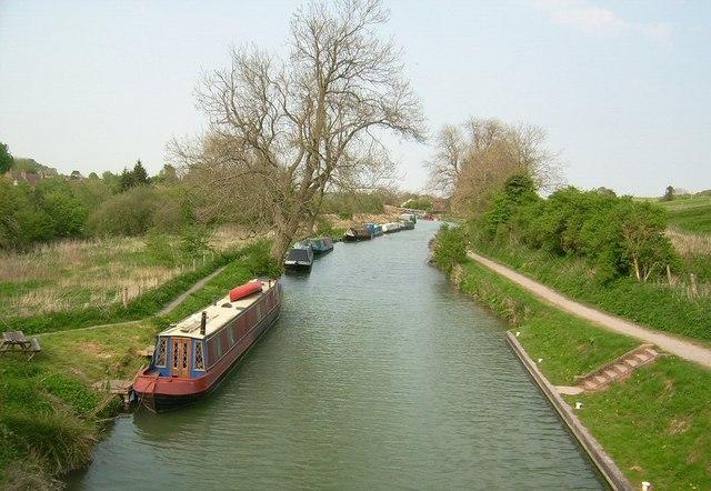 Kennet Canal at Great Bedwyn