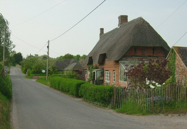 Thatched Cottage, Brook Street, Great Bedwyn