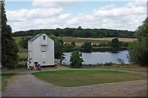 TM0819 : The Tide Mill Thorrington by Glyn Baker