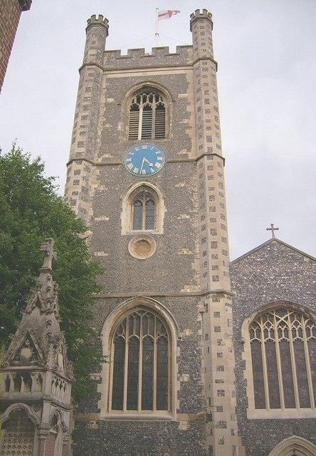 St. Mary The Virgin Church, Henley On Thames