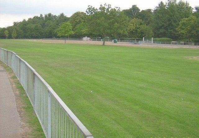 The 'Regatta' Green, Henley On Thames