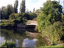 SU4828 : Tun Bridge, Winchester by James Hardiman