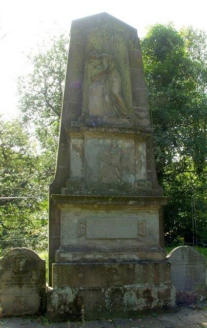 Highland Mary Monument