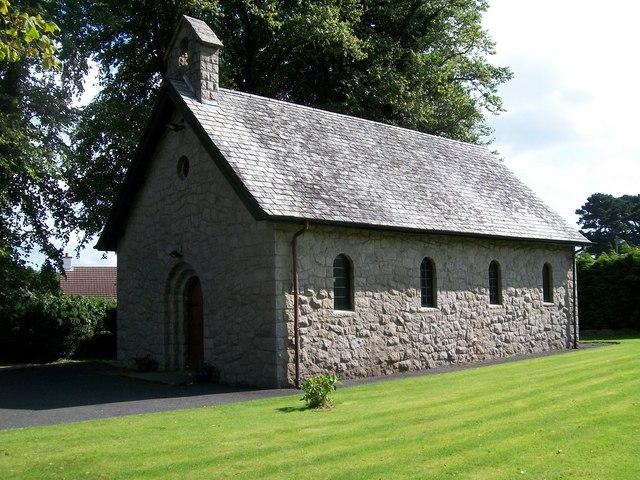 St Colman's (CoI) Church, Tullybrannigan Road