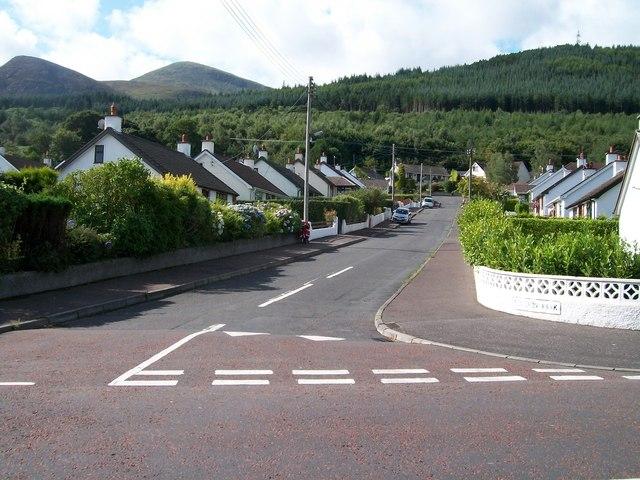Ben Crom Park, off Tullybrannigan Road