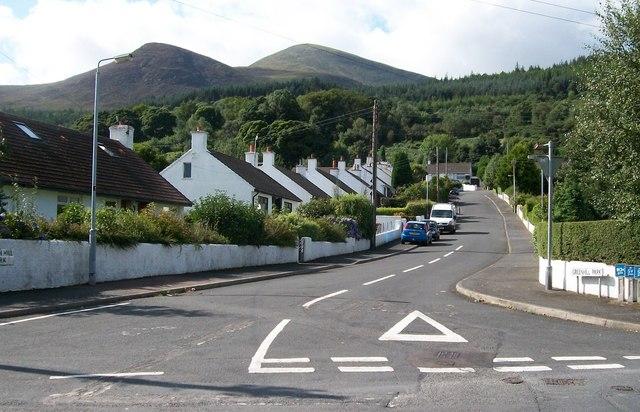 Green Hill Park, off Tullybrannigan Road