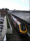 NT9953 : Berwick Upon Tweed, Railway Station by Iain Lees