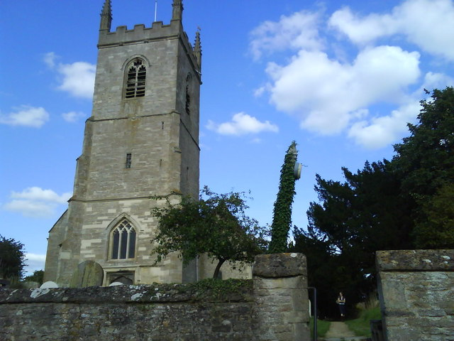 St Nicholas Church, Islip (Church Lane)