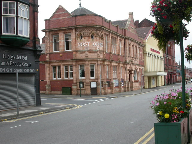 Hyde, old post office