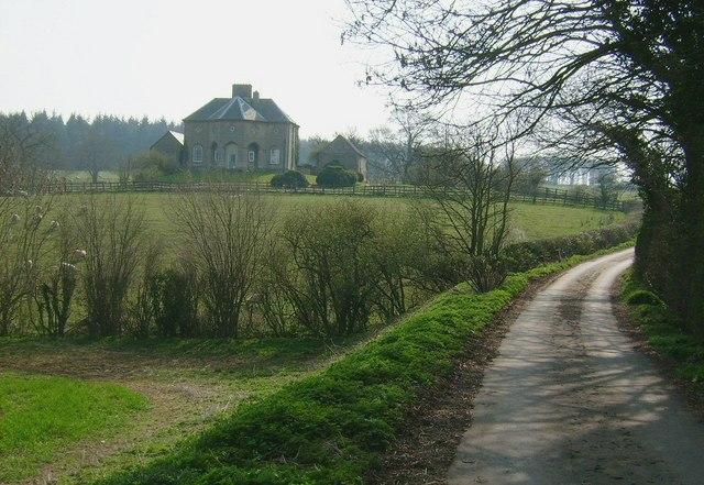 Lodge Farm, near Ditchley House