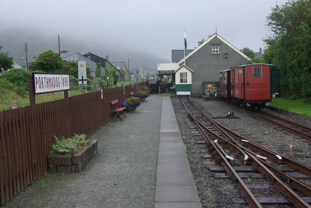 Porthmadog (WHR) Station