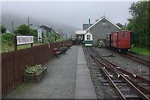 SH5639 : Porthmadog (WHR) Station by Stephen McKay