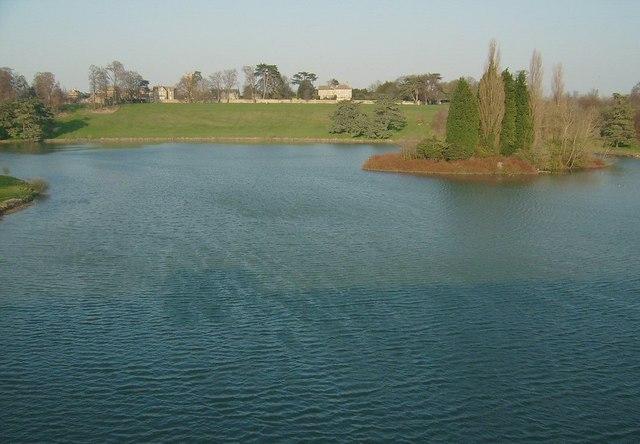 The Great Lake, Blenheim Estate