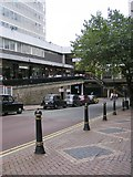 SP0786 : Stephenson Place by Gordon Griffiths