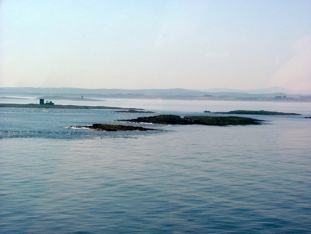 View from Longstone Lighthouse
