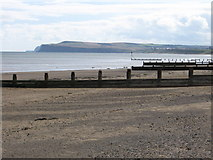 NZ6124 : Redcar - Beach by Dave Bevis