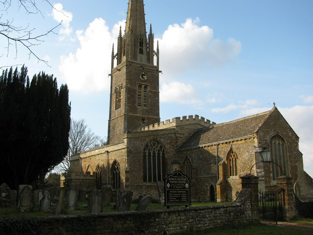 Church of St Peter & St Paul, King's Sutton