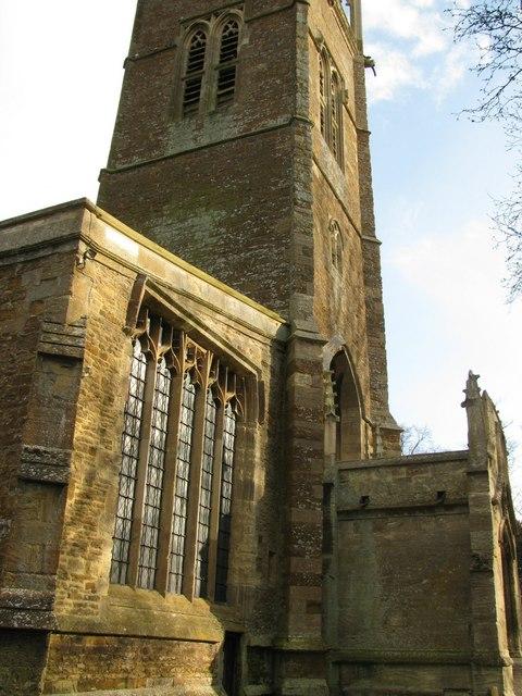St Peter & St Paul's Church, King's Sutton