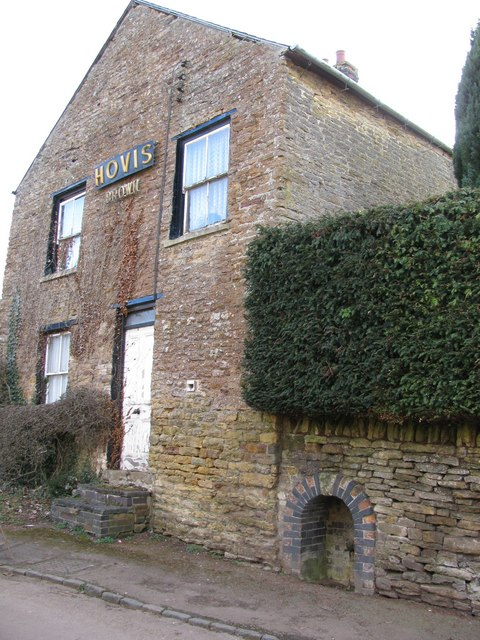 The 'Hovis' building, King's  Sutton