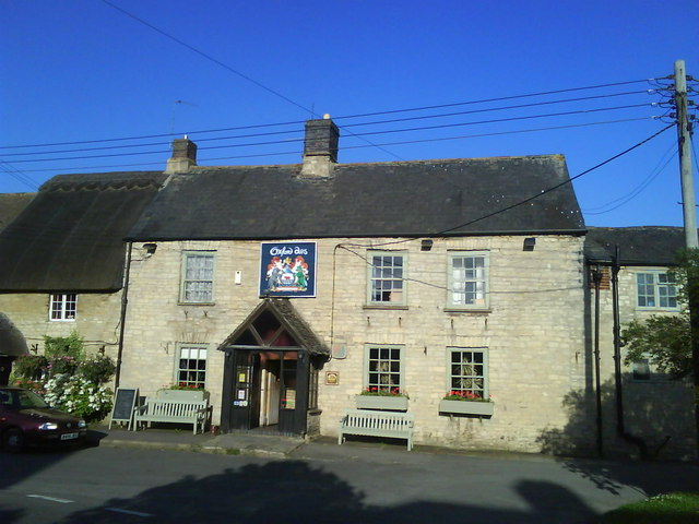 The Oxford Arms Pub, Kirtlington