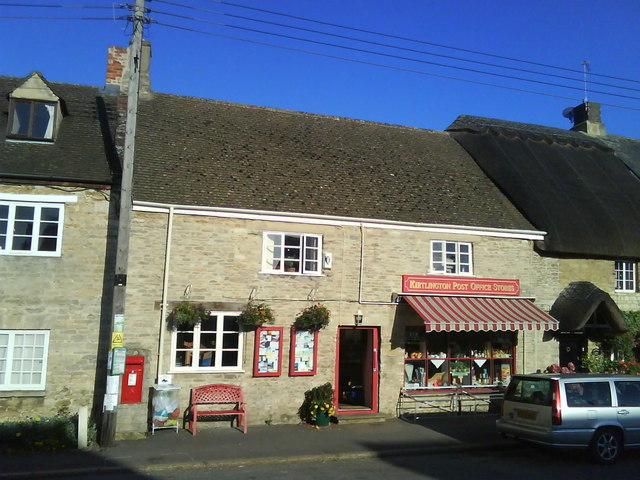 The Post Office & Store, Kirtlington