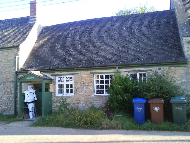 Dairy Cottage, Kirtlington