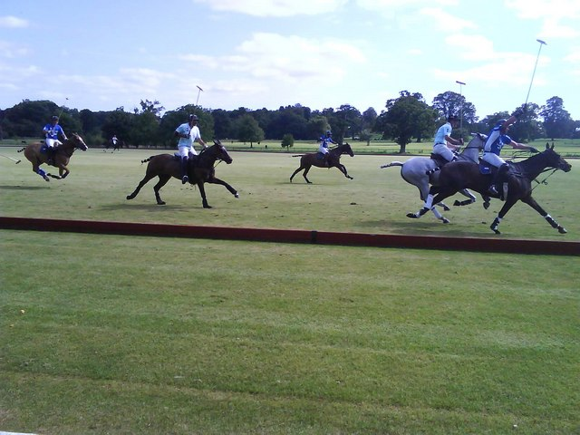 Kirtlington Polo Ground, Kirtlington
