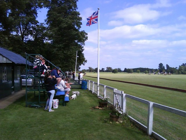 Kirtlington Polo Park, Kirtlington (tournament day)