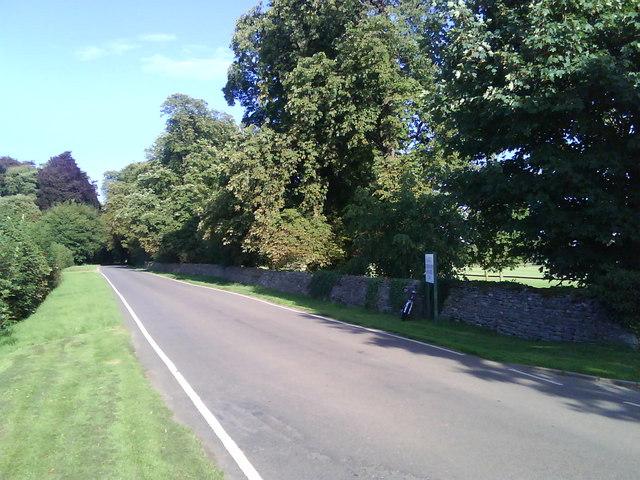Akeman Street (Roman Road), Kirtlington