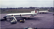 SJ8184 : Ringway (now Manchester) Airport by John Rostron