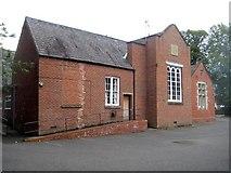 SJ9283 : Poynton Community Centre (2), Park Lane by Mike Kirby
