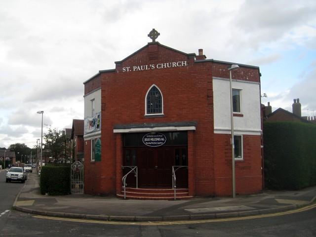 St Paul's RC Church