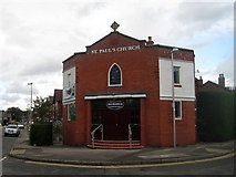 SJ9283 : St Paul's RC Church by Mike Kirby
