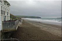 SH1726 : Aberdaron Beach by Stephen McKay
