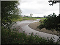SJ1900 : River Rhiw upstream from the Severn by John Firth
