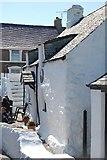 SH1726 : Y Gegin Fawr, Aberdaron by Ken Bagnall