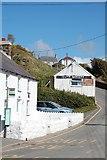SH1726 : Islyn Bakery, Aberdaron by Ken Bagnall