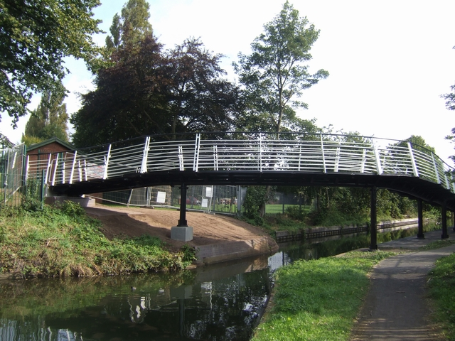 Trapmakers Bridge - Wyrley & Essington Canal