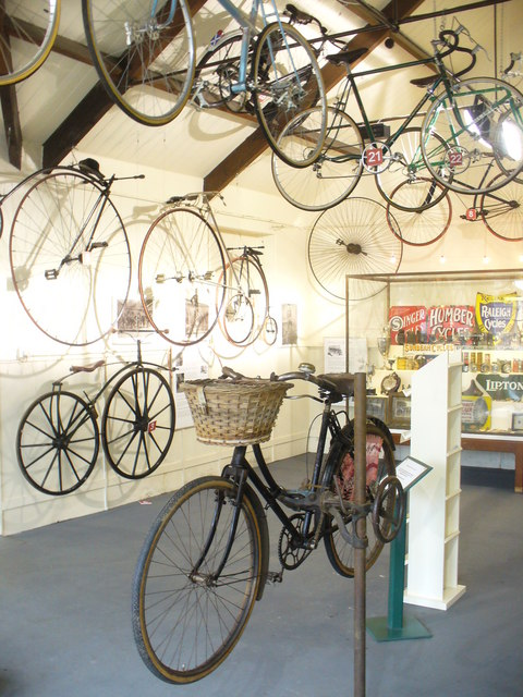 Scottish Bike Museum