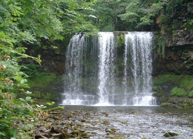 Sgwd-yr-Eira Falls