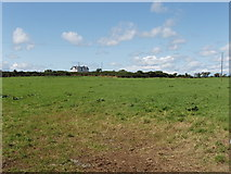 S5704 : Pasture near Kilbride South and Cullencastle by David Hawgood