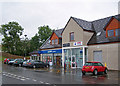 NH7144 : New shops for Woodside Village by Richard Dorrell