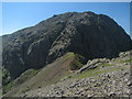 NY2006 : Mickledore and Scafell Crag by K  A