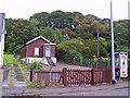 NH6547 : North Kessock telephone exchange by Richard Dorrell